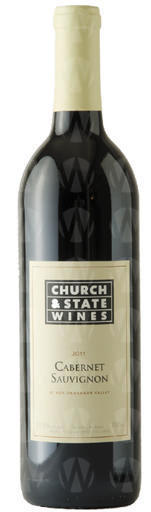 Church & State Wines Cabernet Sauvignon