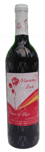 House of Rose Marechal Foch
