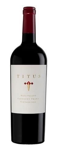 Titus Vineyards Cabernet Franc Bottle Preview
