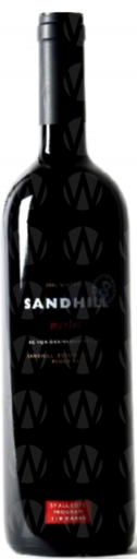 Sandhill Small Lots Single Block Merlot