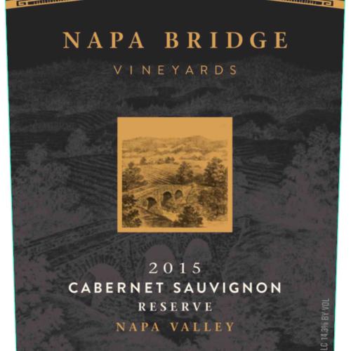Grand Napa Vineyards CABERNET SAUVIGNON RESERVE Bottle Preview