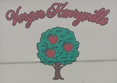Verger Henryville Logo