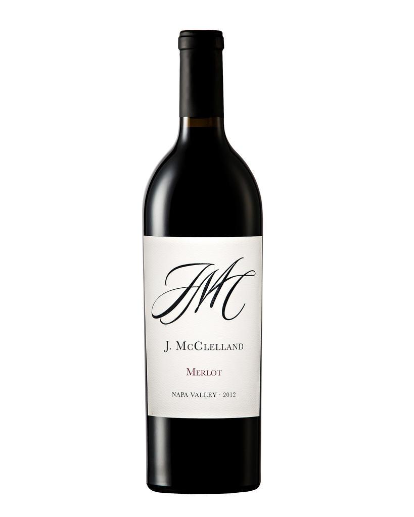 Steele Canyon Cellars J. McClelland Merlot Bottle Preview
