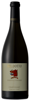 Del Dotto Vineyards CHARDONNAY FORT ROSS-SEAVIEW SONOMA COAST Bottle Preview