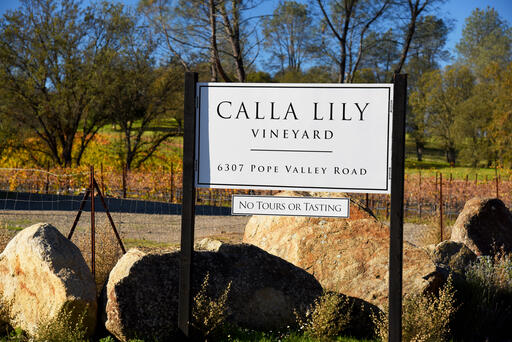 Calla Lily Vineyards Image