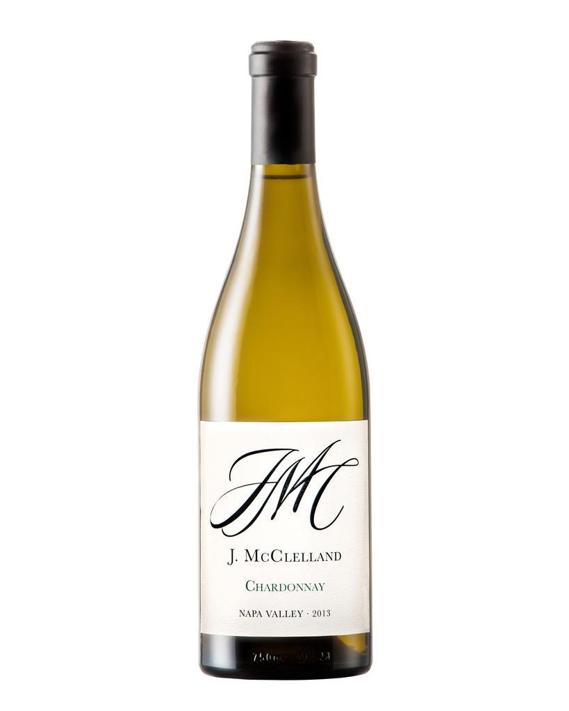 Steele Canyon Cellars J. McClelland Chardonnay Bottle Preview