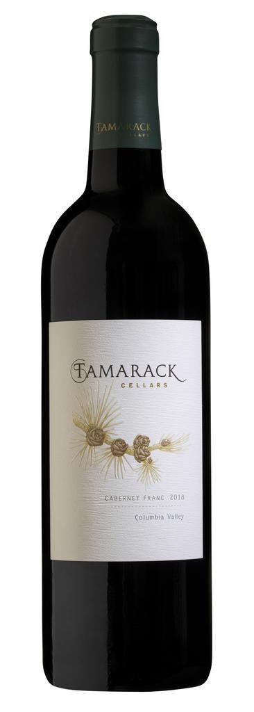 Tamarack Cellars Columbia Valley Cabernet Franc Bottle Preview