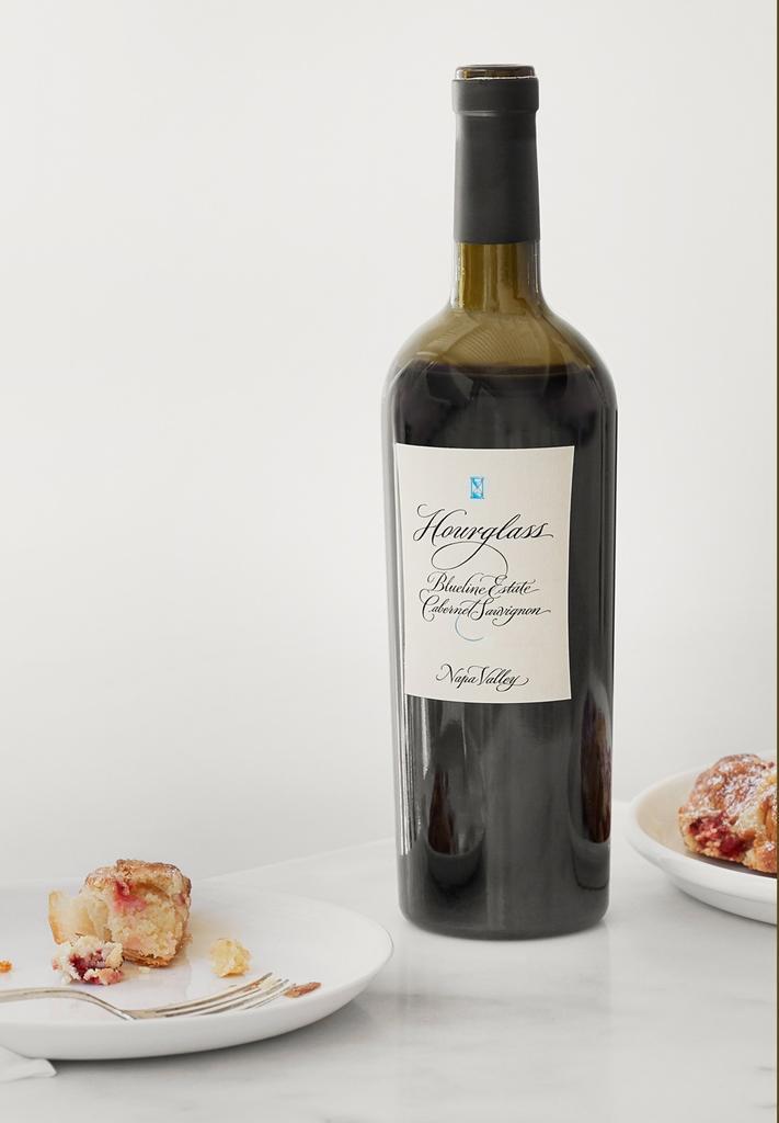 Hourglass Wine Co. Blueline Estate Cabernet Sauvignon Bottle Preview