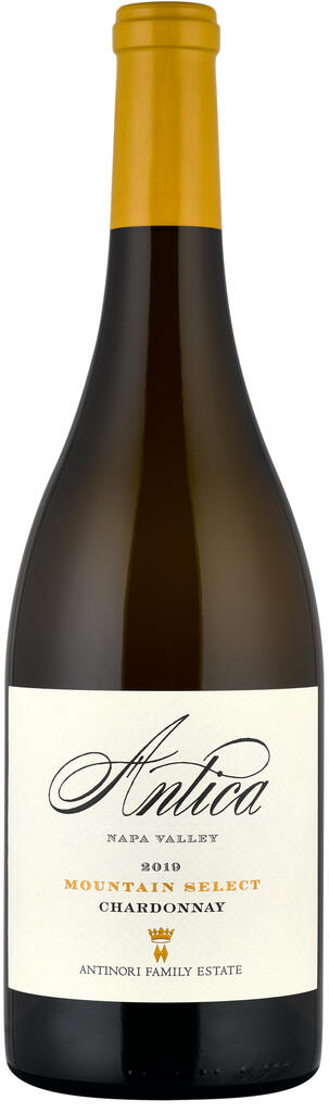 Antica Napa Valley - Antinori Family Wine Estate Antinori Antica Estate Mountain Select Chardonnay Bottle Preview