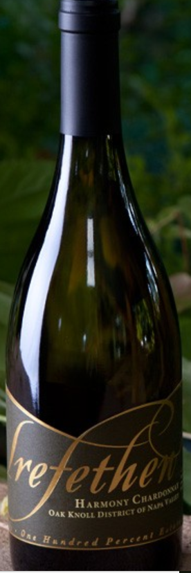 Trefethen Family Vineyards Harmony Chardonnay Bottle Preview