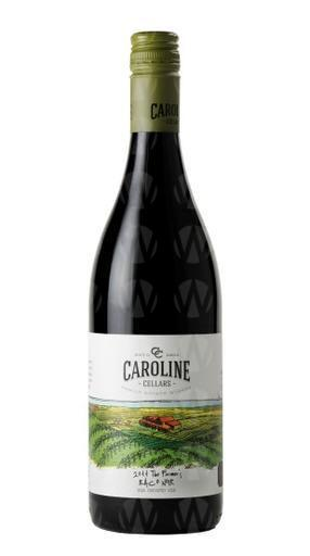 Caroline Cellars Winery Baco Noir