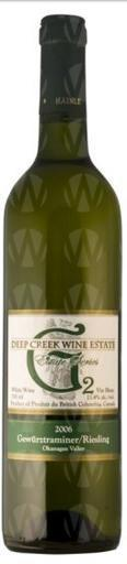 Deep Creek Wine Estate & Hainle Vineyards G2 Riesling - Gewürtztraminer
