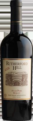 Rutherford Hill Winery Atlas Peak Merlot Bottle Preview