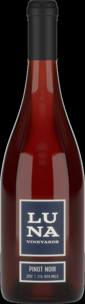 Luna Vineyards PInot Noir Bottle Preview