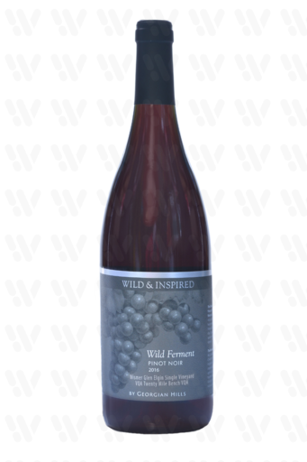 Wild & Inspired Wild Ferment Pinot Noir Wismer Glen Elgin Single Vineyard
