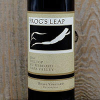 Frog's Leap Winery Cabernet Sauvignon/Franc, Rossi Vineyard - Hilltop Bottle Preview