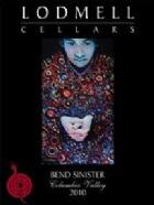 "Lodmell Cellars ""Bend Sinister"" Late Harvest Merlot Bottle Preview"