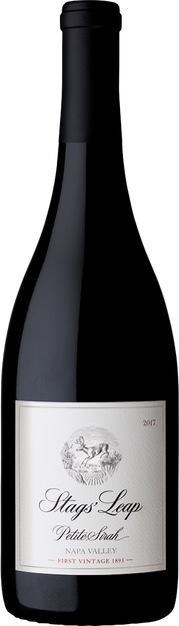 Napa Valley Petite Sirah Bottle