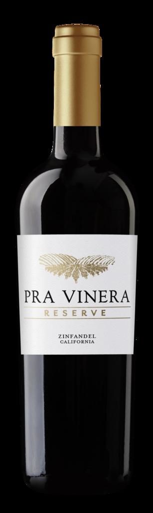 Pra Vinera Wines Pra Vinera California Reserve Zinfandel Bottle Preview