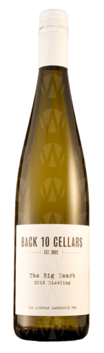 Vineland Estates The Big Reach Riesling