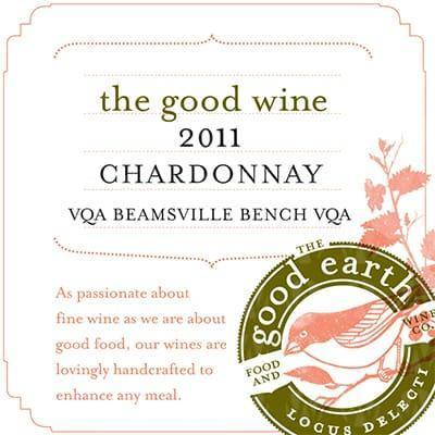 The Good Earth Vineyard and Winery Chardonnay