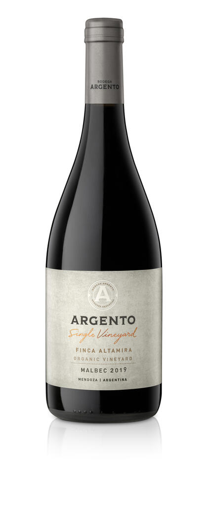 Bodega Argento Argento Single Vineyard Altamira Malbec Bottle Preview