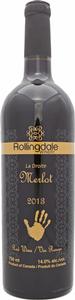 """Rollingdale Winery Merlot """"La Droite"""""""