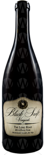 The Hatch Wines Black Swift Vineyard The Long Road Pinot Noir