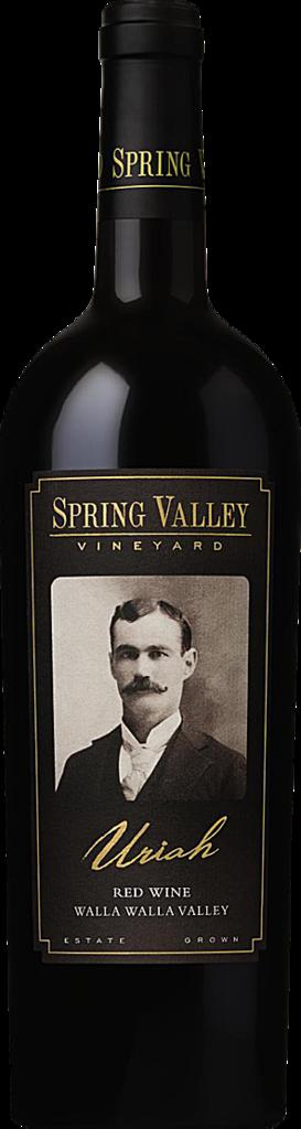 Spring Valley Vineyard Uriah Red Wine Bottle Preview