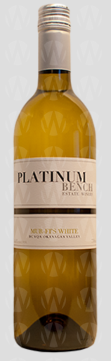 Platinum Bench Estate Winery Mur-Fi's White