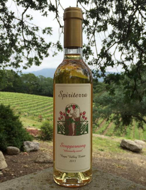 "Spiriterra Vineyards Scuppernong ""deliciously sweet"" Bottle Preview"