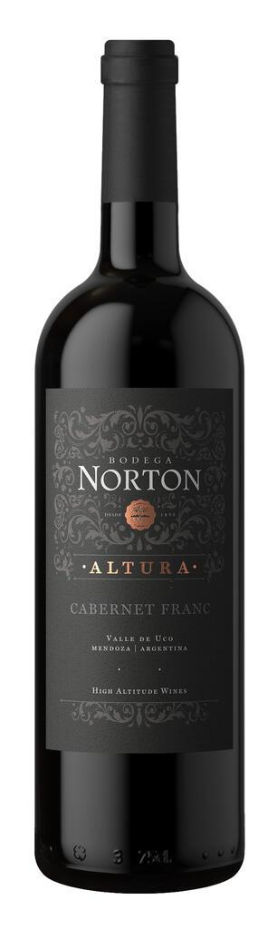 Bodega Norton Altura Cabernet Franc Bottle Preview