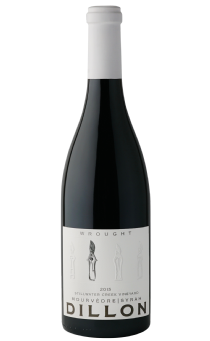 Dillon Cellars Wrought Mourvedre/Syrah Bottle Preview