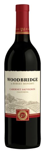 Woodbridge Cabernet Sauvignon Bottle Preview
