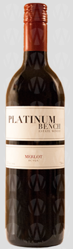 Platinum Bench Estate Winery Merlot