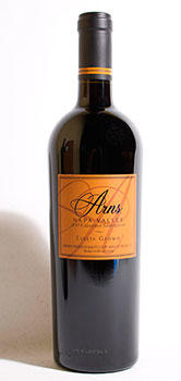 Arns Winery Arns Estate Grown Cabernet Sauvignon Bottle Preview