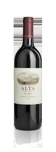 "Alta Napa Valley ""Oso Malo"" Cabernet Sauvignon Bottle Preview"