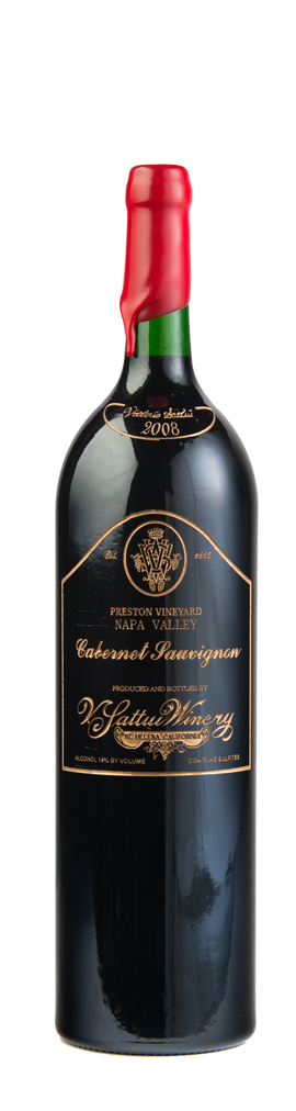 V. Sattui Winery Preston Vineyard Cabernet Sauvignon - Magnum Bottle Preview