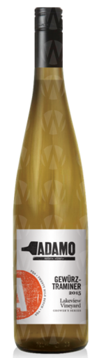 Adamo Estate Winery Gewürztraminer