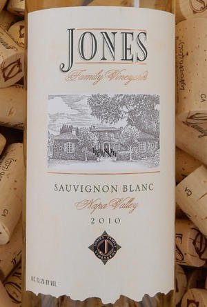 Jones Family Vineyards JONES FAMILY VINEYARDS SAUVIGNON BLANC Bottle Preview