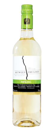 Between the Lines Estate Winery Riesling