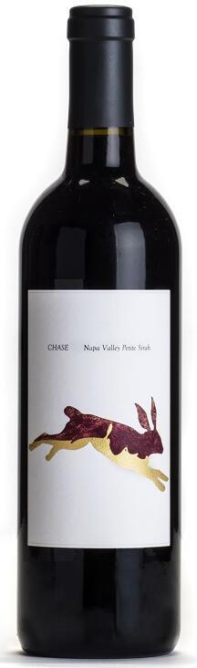 Chase Cellars CHASE Barberis Vineyard Petite Sirah Bottle Preview