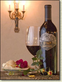 Ledson Winery and Vineyards Howell Mountain Cabernet Sauvignon Bottle Preview