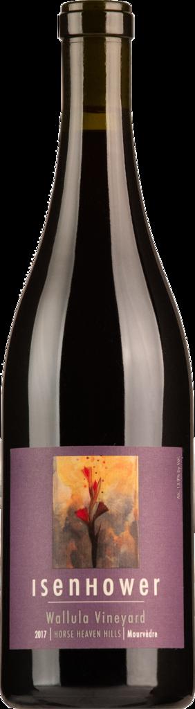 Isenhower Cellars Wallula Vineyard Mourvedre Bottle Preview