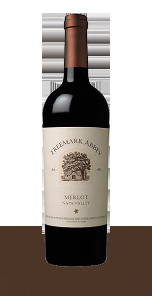 Freemark Abbey Merlot Bottle Preview
