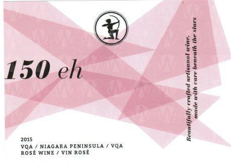 Calamus Estate Winery 150 Eh Rosé