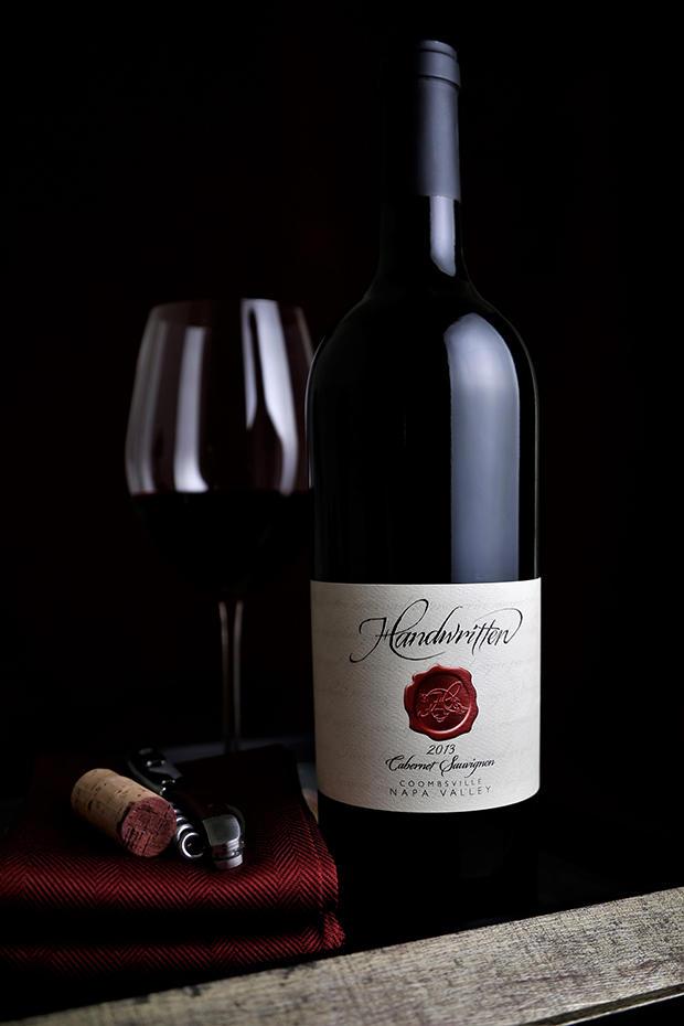 Handwritten Wines Cabernet Sauvignon, Coombsville Bottle Preview