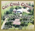 Cox Creek Cellars Inc. Chardonnay