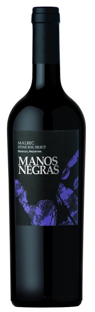 Manos Negras Stone Soil Malbec Bottle Preview