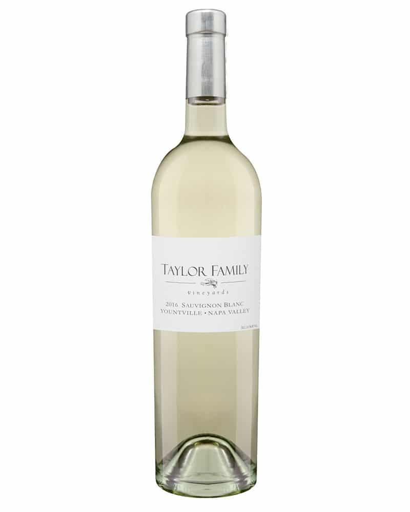 Taylor Family Vineyards Yountville Sauvignon Blanc Bottle Preview